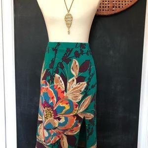 Anthropologie Skirts - Anthropologie Maeve Floral Skirt